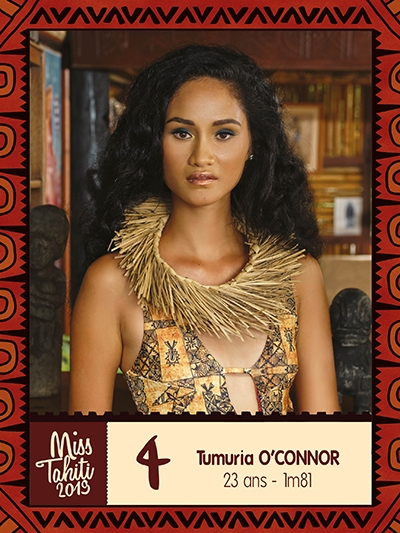 4 - Tumuria O'CONNOR
