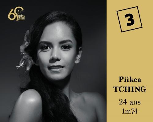 3 Piikea TCHING
