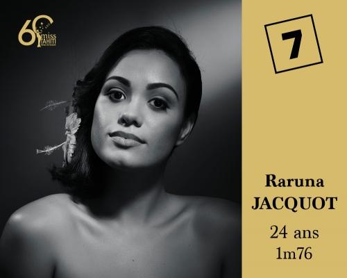 7 Raruna JACQUOT